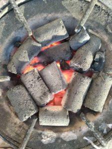 Vente de charbon végétal